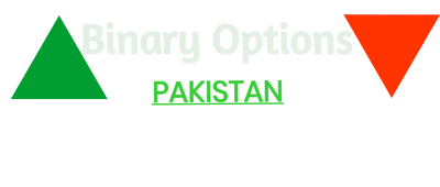 Binary options trading in Pakistan.